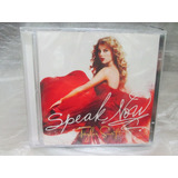 Cd Duplo Taylor Swift   Speak Now   Deluxe Edition [ Novo ]